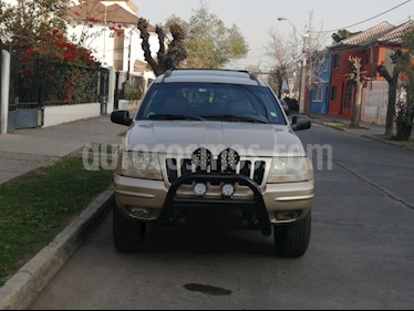 Jeep Grand Cherokee Limited 4.7L Aut  usado (2000) color Beige precio $4.200.000
