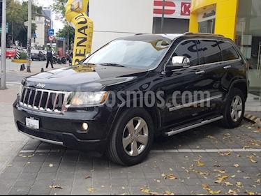 Foto venta Auto usado Jeep Grand Cherokee Limited 4x2 3.6L V6 (2011) color Negro precio $252,000