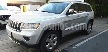 Foto venta Auto Seminuevo Jeep Grand Cherokee Limited 4x2 3.6L V6 (2011) color Plata precio $249,000