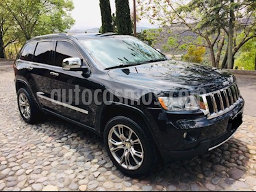 Jeep Grand Cherokee Limited 4x2 3.6L V6 usado (2012) color Negro precio $274,900