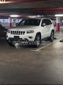 Jeep Grand Cherokee Limited 4x2 3.6L V6 usado (2015) color Blanco precio $431,000
