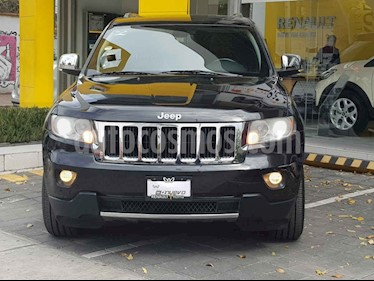 Foto venta Auto usado Jeep Grand Cherokee Limited 4x2 3.6L V6 (2011) color Negro precio $219,000