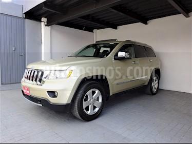 Foto venta Auto usado Jeep Grand Cherokee Limited 4x2 3.6L V6 (2011) color Dorado precio $239,000