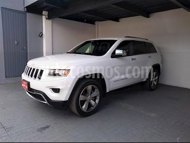 Foto venta Auto usado Jeep Grand Cherokee Limited 4x2 3.6L V6 (2015) color Blanco precio $425,000