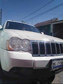 Jeep Grand Cherokee Limited 4x2 3.6L V6 usado (2010) color Blanco precio $160,000