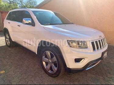 Foto Jeep Grand Cherokee Limited 4x2 3.6L V6 usado (2014) color Blanco precio $330,000
