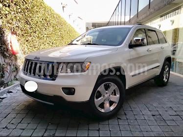 Foto venta Auto Seminuevo Jeep Grand Cherokee Limited 4x2 3.6L V6 (2011) color Blanco precio $239,000