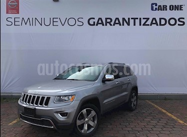 Foto Jeep Grand Cherokee Limited 4x2 3.6L V6 usado (2016) color Plata precio $439,900