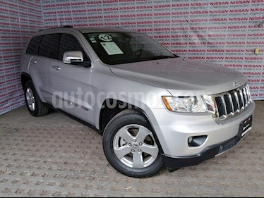foto Jeep Grand Cherokee Limited 4x2 3.6L V6 usado (2012) color Plata precio $245,000
