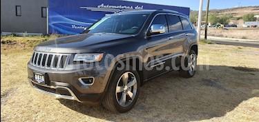 Foto venta Auto usado Jeep Grand Cherokee Limited 4x2 3.6L V6 (2016) color Gris Grafito precio $489,000