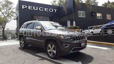 Foto venta Auto usado Jeep Grand Cherokee Limited 4x2 3.6L V6 (2015) color Gris Grafito precio $414,900