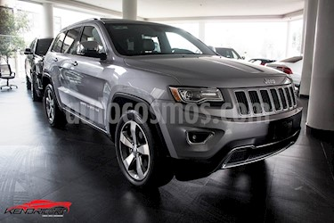 foto Jeep Grand Cherokee Limited 4x2 3.6L V6 usado (2015) color Plata precio $378,000