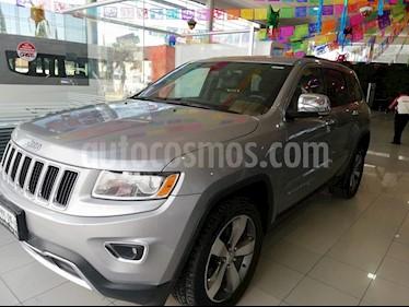 Foto venta Auto usado Jeep Grand Cherokee Limited 4x2 3.6L V6 (2015) color Gris Grafito precio $410,000