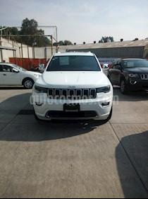 Foto venta Auto usado Jeep Grand Cherokee Limited 4x2 3.6L V6 (2017) color Blanco precio $550,000