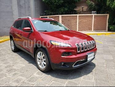 Foto venta Auto usado Jeep Grand Cherokee Limited 4X2 4.0L (2015) color Rojo precio $295,000