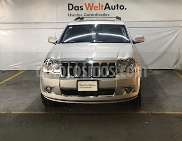 Foto venta Auto Seminuevo Jeep Grand Cherokee Limited 4x2 4.7L V8 (2008) color Gris precio $157,000