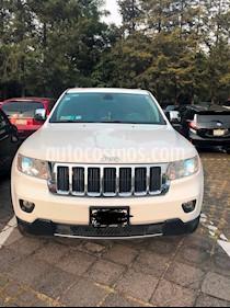 Foto Jeep Grand Cherokee Limited 4x2 4.7L V8 usado (2013) color Blanco precio $285,000