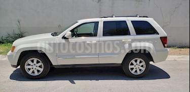 Foto venta Auto usado Jeep Grand Cherokee Limited 4x2 4.7L V8 (2008) color Blanco precio $145,000