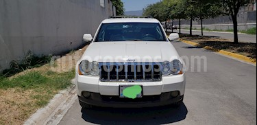 Jeep Grand Cherokee Limited 4x2 4.7L V8 usado (2008) color Blanco precio $115,000