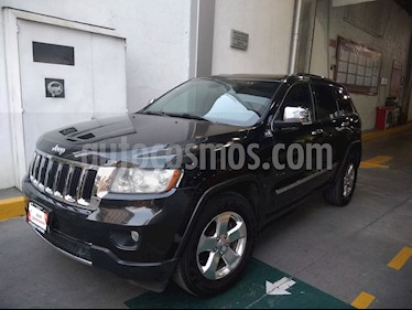 Foto venta Auto usado Jeep Grand Cherokee Limited 4x2 4.7L V8 (2013) color Negro precio $299,000
