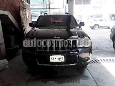 Jeep Grand Cherokee Limited 4X4 4.7L V8 usado (2009) color Negro precio $125,000