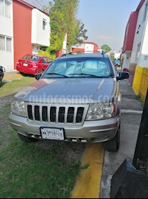 foto Jeep Grand Cherokee Limited 4X4 4.7L V8 usado (2003) color Oro precio $73,000