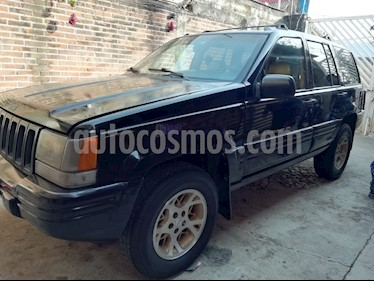 Foto Jeep Grand Cherokee Limited 4X4 4.7L V8 usado (1996) color Negro precio $30,000