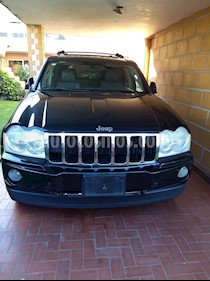 foto Jeep Grand Cherokee Limited 4X4 5.2L V8 usado (2005) color Negro precio $87,000