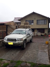Jeep Grand Cherokee Limited 4x4 usado (2004) color Bronce precio $27.000.000