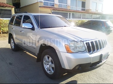 Jeep Grand Cherokee Limited Auto. 4x4 usado (2008) color Plata precio u$s6.500