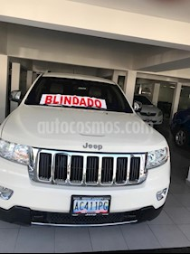 Jeep Grand Cherokee Limited Auto. 4x4 usado (2011) color Blanco precio u$s16.500
