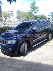 Foto venta carro usado Jeep Grand Cherokee Limited Auto. 4x4 (2013) color Azul precio u$s14.500