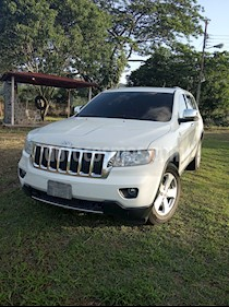 Foto venta carro usado Jeep Grand Cherokee Limited Auto. 4x4 (2011) color Blanco precio u$s11.500