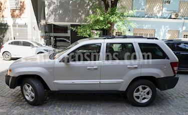 Foto venta Auto Usado Jeep Grand Cherokee Limited Diesel 3.0 Aut (2007) color Gris Plata  precio $475.000