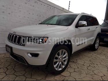 Foto venta Auto usado Jeep Grand Cherokee Limited Lujo 3.6L 4x2 (2017) color Blanco precio $575,000