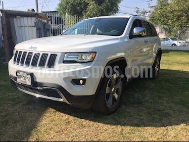 Jeep Grand Cherokee Limited Lujo 3.6L 4x2 usado (2015) color Blanco precio $305,000
