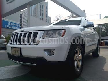 Foto Jeep Grand Cherokee Limited Lujo 3.6L 4x2 usado (2013) color Blanco precio $295,000
