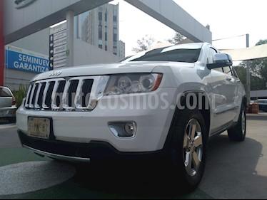 Foto venta Auto usado Jeep Grand Cherokee Limited Lujo 3.6L 4x2 (2013) color Blanco precio $330,000