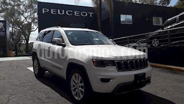 Foto Jeep Grand Cherokee Limited Lujo 3.6L 4x2 usado (2017) color Blanco precio $554,900