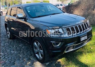 Foto venta Auto Seminuevo Jeep Grand Cherokee Limited Lujo 3.6L 4x2 (2014) color Granito precio $380,000