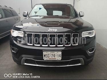Foto venta Auto usado Jeep Grand Cherokee Limited Lujo 3.6L 4x2 (2014) color Negro precio $359,000