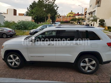Foto Jeep Grand Cherokee Limited Lujo 3.6L 4x2 usado (2015) color Blanco precio $385,000