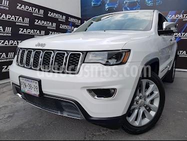 Foto Jeep Grand Cherokee Limited Lujo 3.6L 4x2 usado (2017) color Blanco precio $539,900