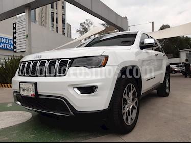 Foto venta Auto usado Jeep Grand Cherokee Limited Lujo 3.6L 4x2 (2019) color Blanco precio $760,000