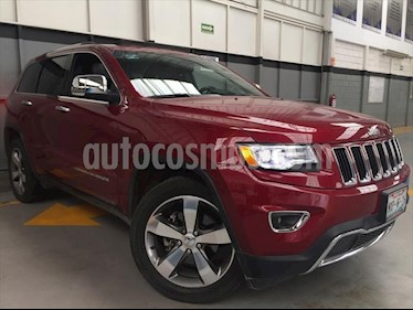 Foto venta Auto Seminuevo Jeep Grand Cherokee Limited Lujo 3.6L 4x2 (2015) color Rojo Cerezo precio $430,000