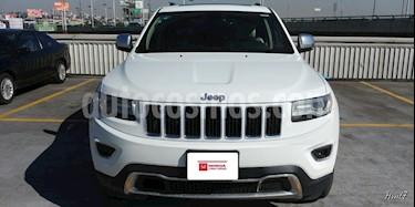 Foto venta Auto Seminuevo Jeep Grand Cherokee Limited Lujo 5.7L 4x2 (2015) color Blanco precio $439,000