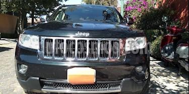 Foto venta Auto usado Jeep Grand Cherokee Limited Lujo 5.7L 4x2 (2013) color Verde precio $270,000