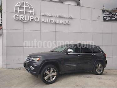 Foto venta Auto usado Jeep Grand Cherokee Limited Lujo 5.7L 4x2 (2014) color Azul precio $349,000