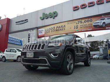 Foto venta Auto Seminuevo Jeep Grand Cherokee Limited Lujo 5.7L 4x2 (2015) color Negro