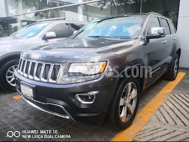 Foto venta Auto usado Jeep Grand Cherokee Limited Lujo 5.7L 4x2 (2015) color Negro precio $385,000
